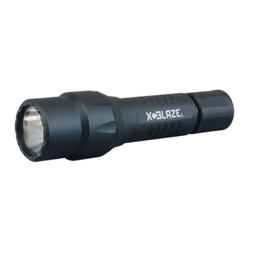 X-Blaze Extreme 850 Lumens LED Strobe Flashlight, Cree XM-L - Submersible up to 3-Ft