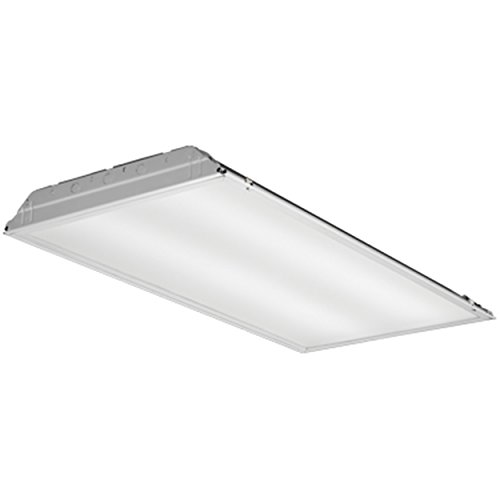 Lithonia 2Gtl4 Lp835 2-Feet By 4-Feet Led Troffer Indoor Light, White