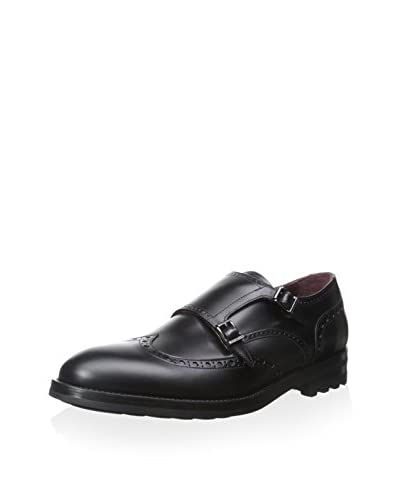 Dino Bigioni Men's Leather Monkstrap