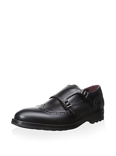 Dino-Bigioni-Mens-Leather-Monkstrap