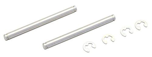 Kyosho IF111-383 x 38mm Front Hub Suspension Shaft, 2-Piece - 1