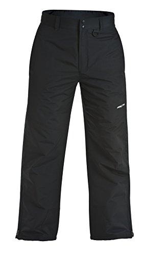 Arctix Men's Classic Snow Ski Pants, X-Large, Black