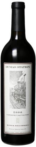 2006 Dumas Station Minnick Hills Reserve Walla Walla Valley Cabernet Sauvignon