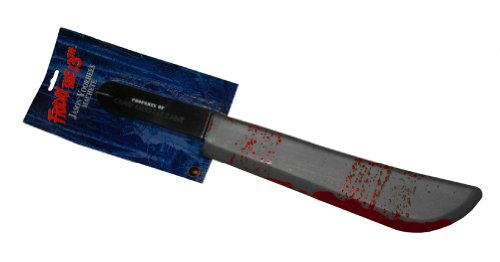 Friday The 13th Jason Voorhees Bloody Machete