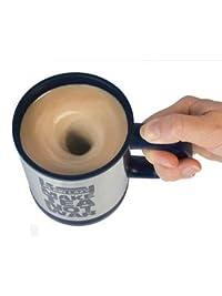 self stirring mug 自動撹拌ステンレス マグカップ
