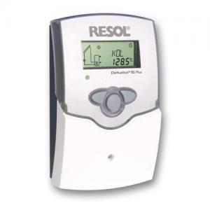 Solarsteuerung Solarregler RESOL DeltaSol BS 4 (mit 1 x Hochtemp. PT 1000 Fühler 2 x PT1000 Fühler)  BaumarktÜberprüfung und weitere Informationen