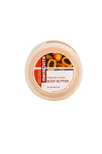 macrovita-organic-body-butter-with-papaya-avocado-200ml
