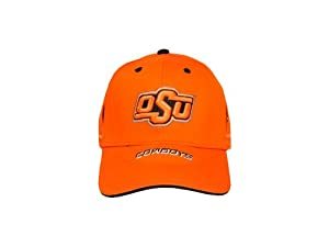 NCAA Oklahoma State Cowboys EVOCAP Holds Eyewear in Place, School Color Cap by J-BREM