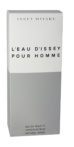 Issey Miyake L'eau D'issey Eau de Toilette Spray for Men, 4.2 Ounce