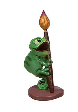 Disney-Store-2-12-Pascal-Action-Figure-PVC-Figurine-Cake-Topper