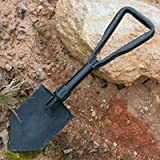 US Military Original Issue E-Tool Entrenching Shovel