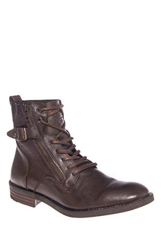 Men's Trust Buckle Ankle Boot