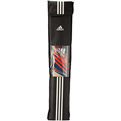 adidas Libero Rookie English-Willow Cricket Bat, Short Handle (Red)