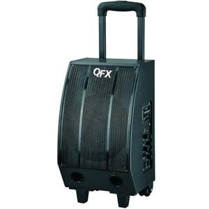 Qfx Genuine Bluetooth Pa Speaker