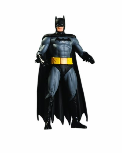 Dc Comics Dc Direct Justice League: Classic Icons Series 1 Batman Action Figure by DC Comics
