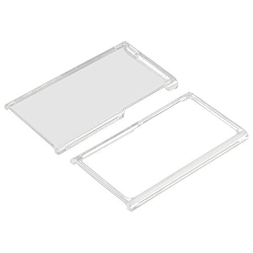 Clear Protector Case for Apple iPod nano (7th gen) bluecell clear tpu flexible case cover for apple ipod nano 7th generation