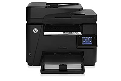 HP LaserJet Pro M225Dw Wireless Monochrome Printer with Scanner, Copier and Fax (CF485A#BGJ)