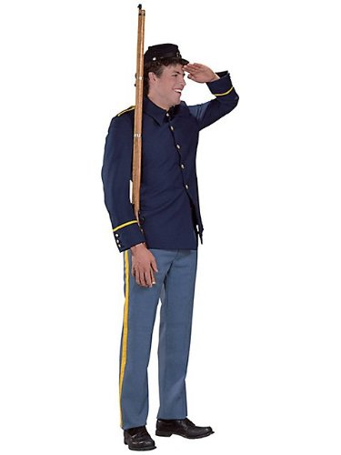 Men's Union Soldier Regency Collection Civil War Costume