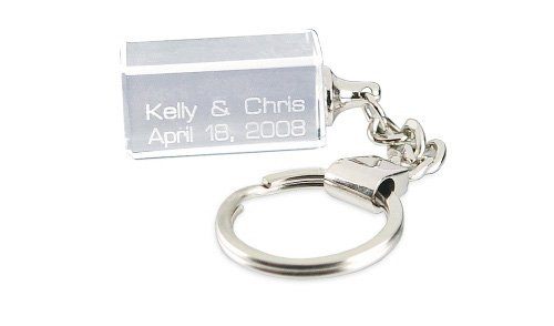 Keychain Baby Shower Favors front-1074720