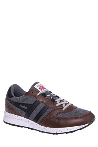 Men's Sammurai Felt Low Top Sneaker