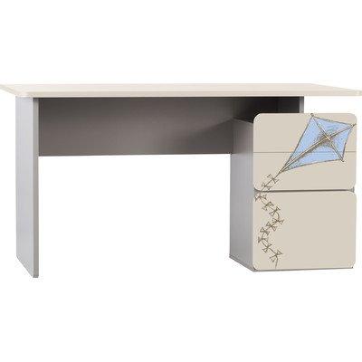 Schreibtisch 2PIR Ausführung: Junge mit Drachen