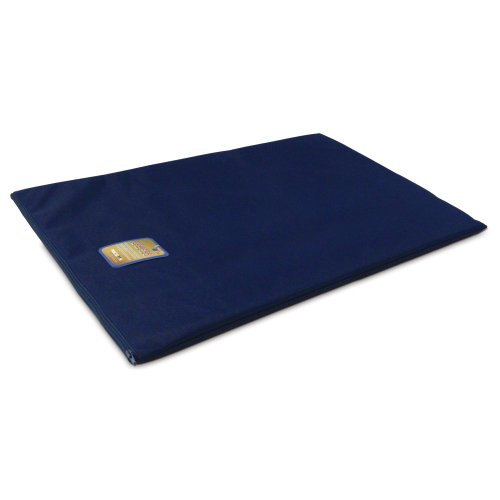 Precision Pet Log Cabin Floor Pad, Medium, Navy