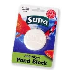 Anti Algae Pond Treatment Block
