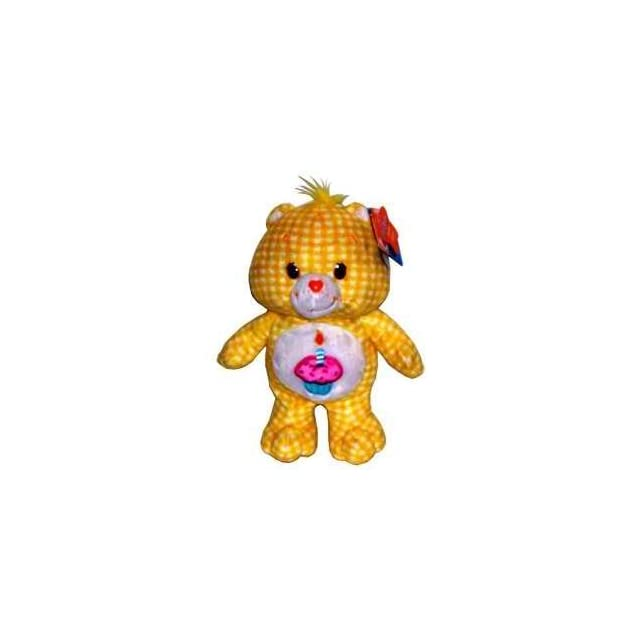 Care Bears Birthday Bear Country Fun 8 Plush Doll Toy