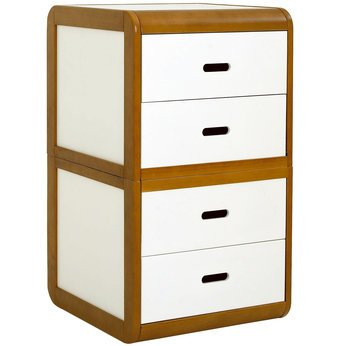 Chic Rio Chest of Drawers - Cleva Edition ChildSAFE Door Stopz Bundle