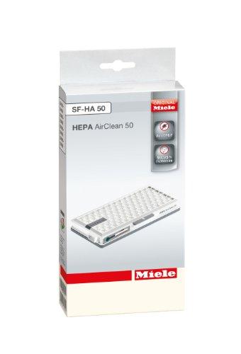 Miele(ミーレ) クリーナー アクティブHEPAフィルター(1枚) ・S4000/S5000/S6000各シリーズ対応 SFAH50