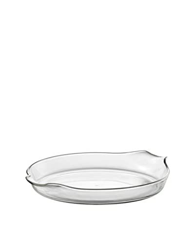 Jenaer Glas Gourmet Cucina Collection Glass Quiche Dish, Small