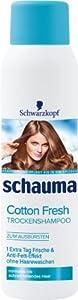 Schwarzkopf Schauma Trocken-Shampoo Cotton Fresh , 3er Pack (3 x 150 ml)