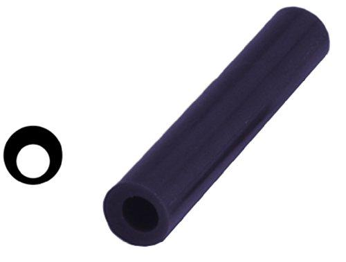 "Casting Wax Ferris File A Wax Ring Tubes B Purple 1-1/16"" O.D."