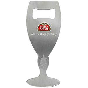 stella artois bottle opener kitchen dining. Black Bedroom Furniture Sets. Home Design Ideas