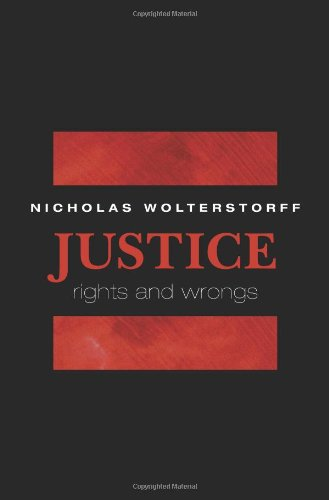 Justice: Rights and Wrongs
