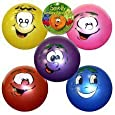 Set Of 3 Large Fruity Smelly Scented Kids Fruit Balls