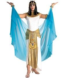 Cleopatra Costume - Small - Dress Size 6-10