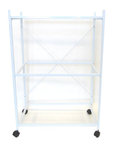 Cheap YML 3-Shelf Stand for 2464 and 2474, White (4164WHT)