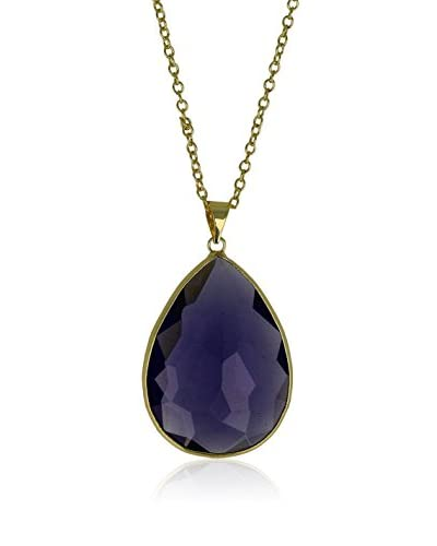 Ivy Jewelry Conjunto de cadena y colgante