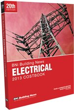 BNI Electrical Costbook 2013 - BNI Publications - BN-Electrical - ISBN: 1557017654 - ISBN-13: 9781557017659