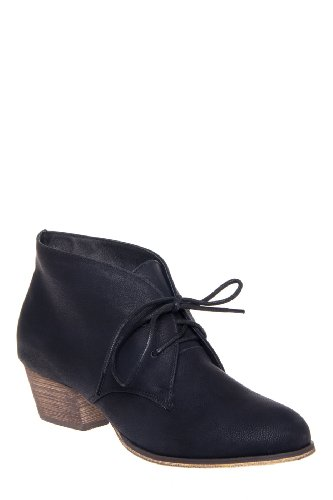 Chelsea Crew Armor Lace Up Chukka Bootie