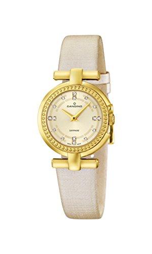 Candino Ladies C4561/2 Reloj de Pulsera para mujeres Con cristales