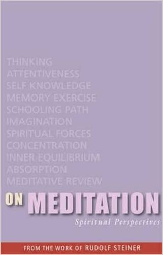 On Meditation: Spiritual Perspectives