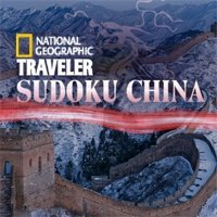 NatGeo Traveler's Sudoku: China [Game Download]