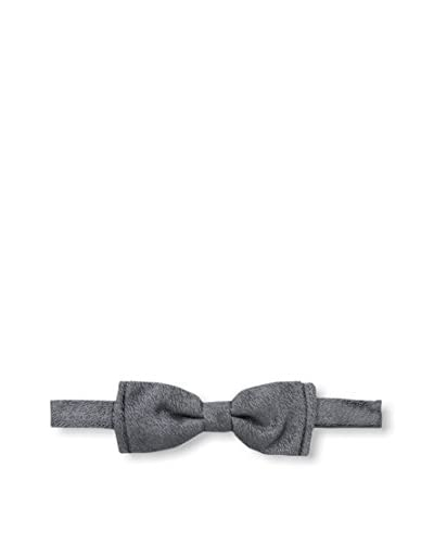Nina Ricci Men's Patterned Bowtie, Grey