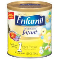 Enfamil Premium Infant Formula Powder, 12.5 Oz Can (Pack Of 6)