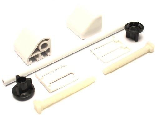 Plumb-Pak Toilet Seat Hinge – White