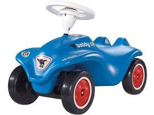 Big Toys Big-56201 Bobby Car in Blue
