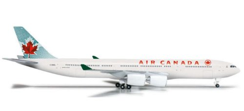 Herpa 500 Scale HE524650 Herpa Air Canada A340-500 1-500 REG No.C-GKOL (A340 Air Canada compare prices)