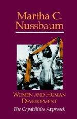 Women and Human Development: The Capabilities Approach...